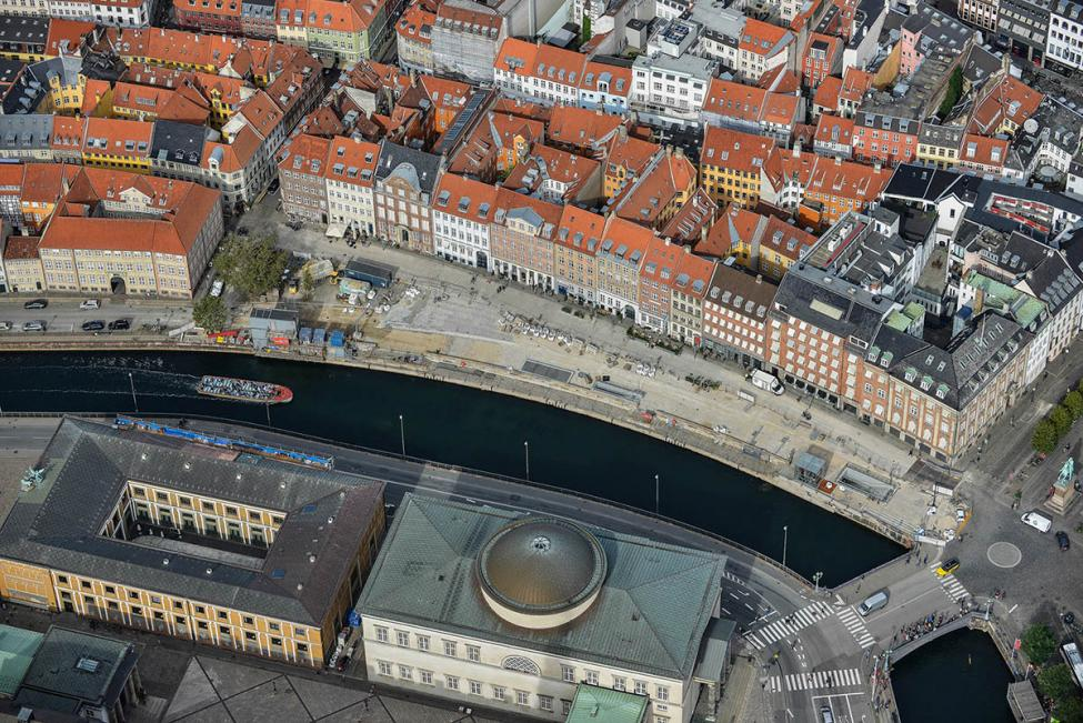 metro cityring Gammel Strand