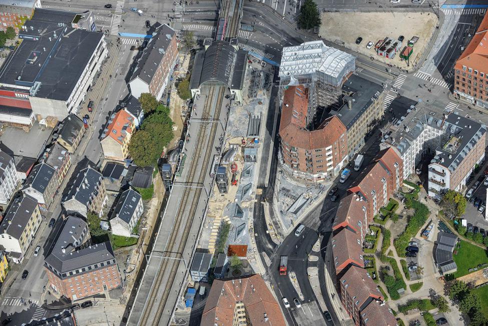 metro cityring Nørrebro
