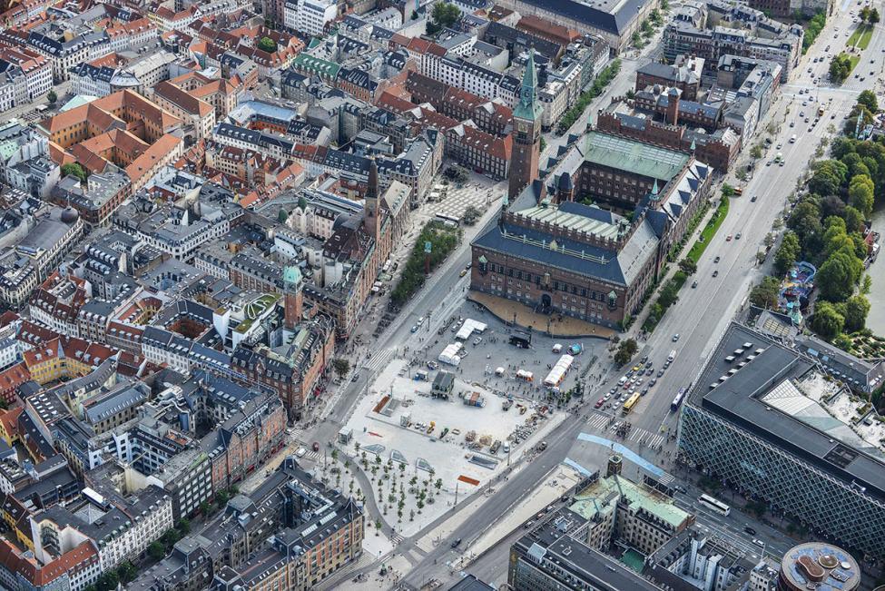 metro cityring Rådhuspladsen