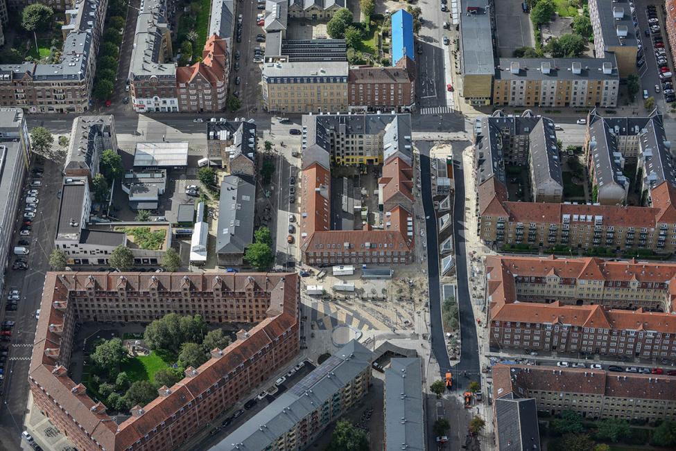 metro cityring Skjolds Plads