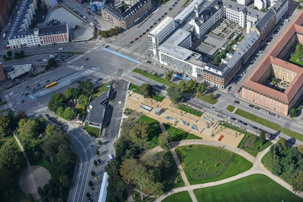 metro cityring Vibenhus Runddel