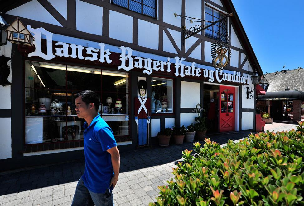 Solvang bager