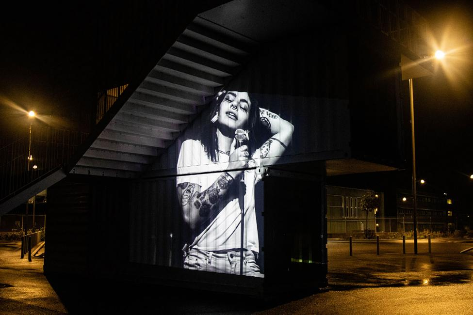 erling brodersens fotoprojekt music locked out