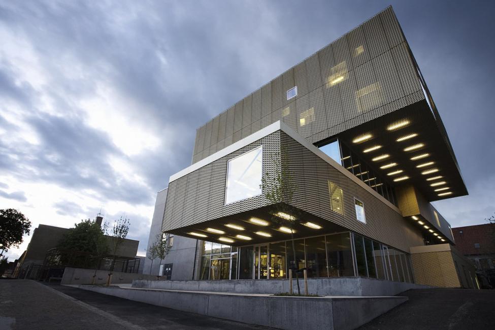 biblioteket rentemestervej