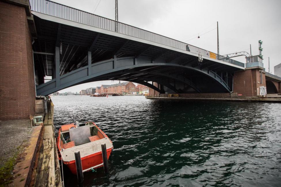 langebro sjællandsiden