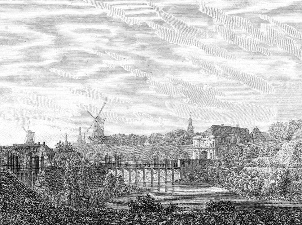 1831 Nørreport Ørstedparken