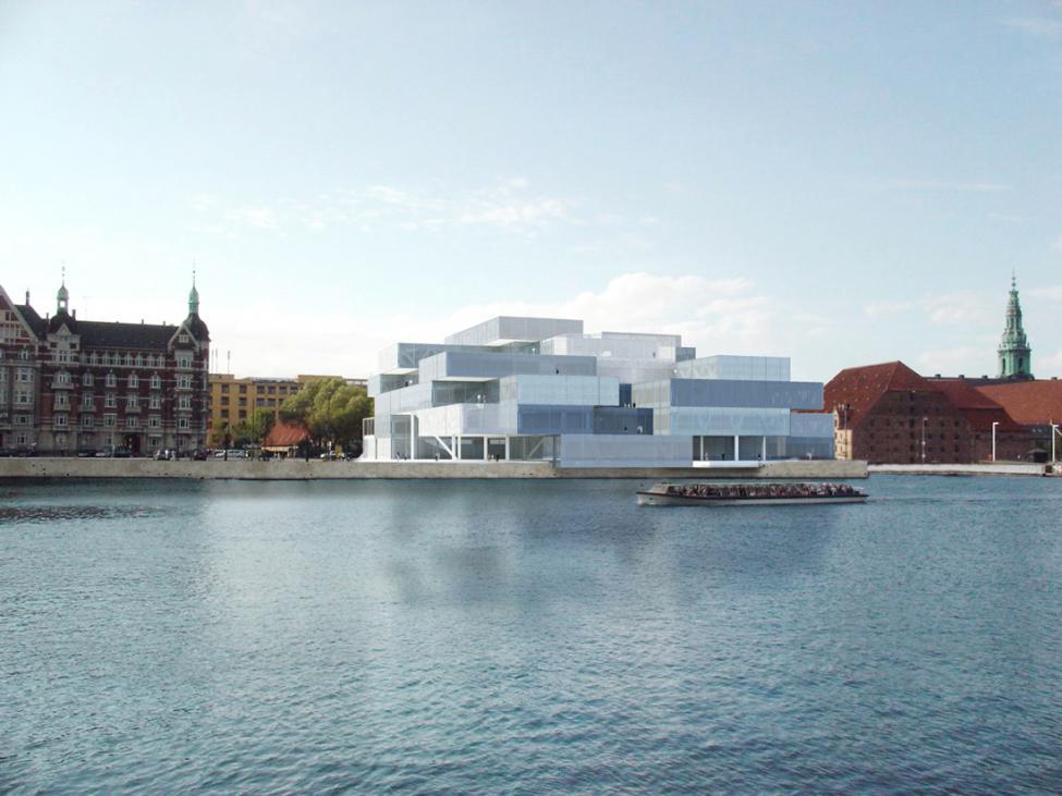 Bryghusgrunden OMA Koolhaas 2008