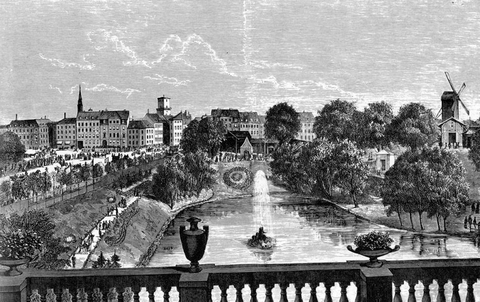 1872 Rådhuspladsen København