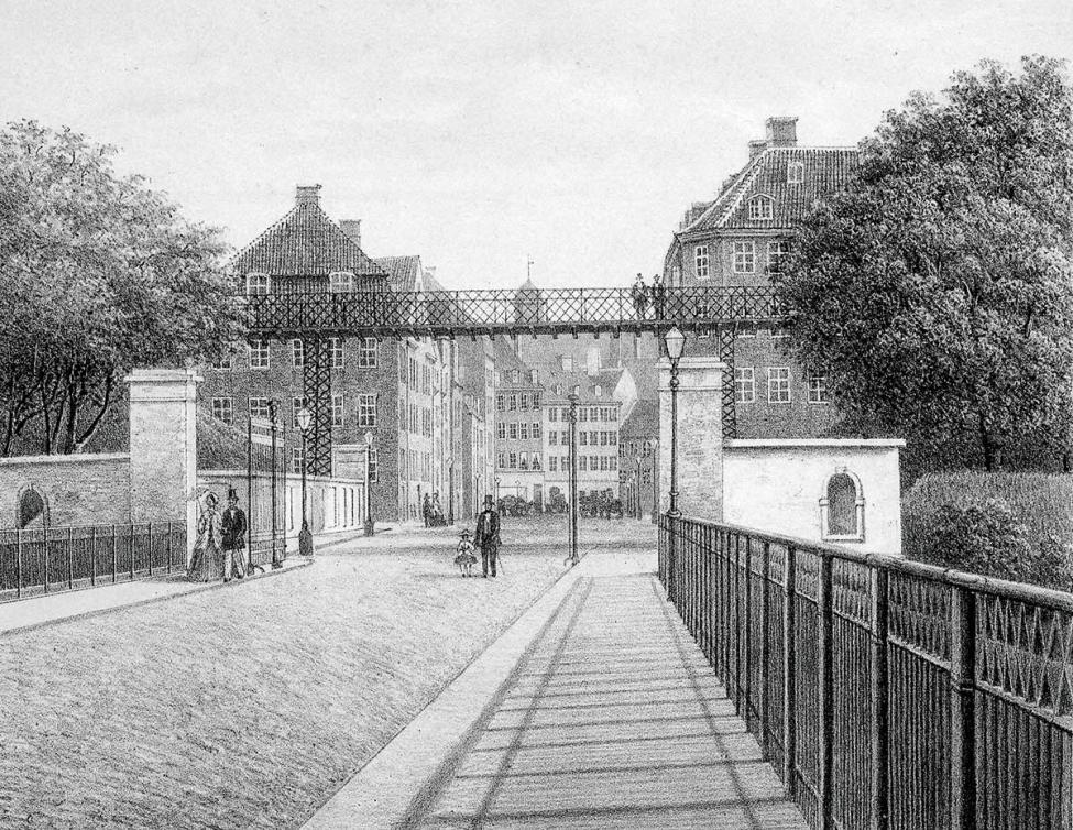 Nørreport 1860