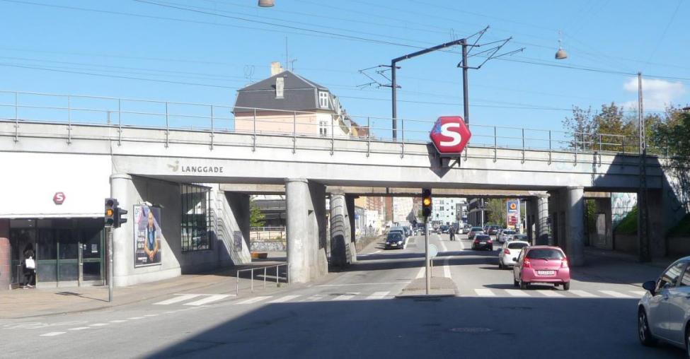 langgade station