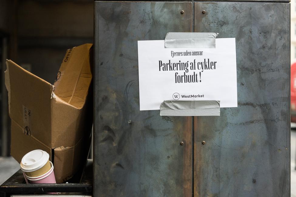 westmarket cykler forbudt