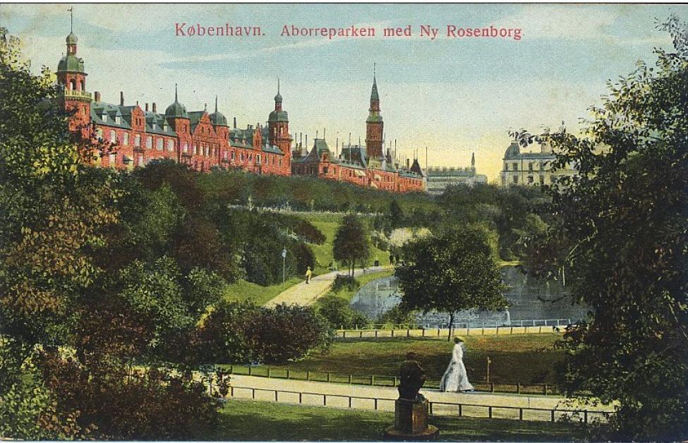 aborreparken postkort