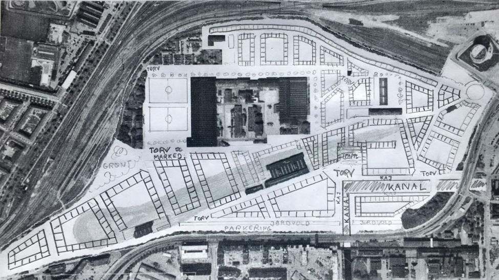 jernbanebyen arkitekturoprøret