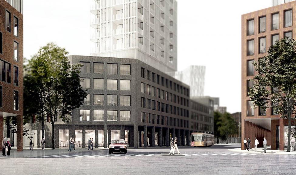 bellakvarter business district