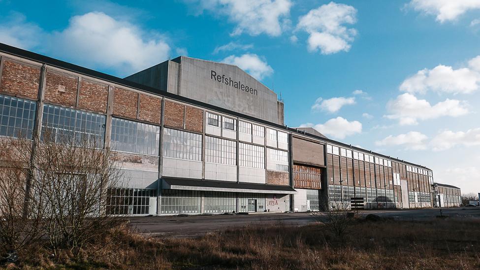 copenhagen contemporary refshaløen
