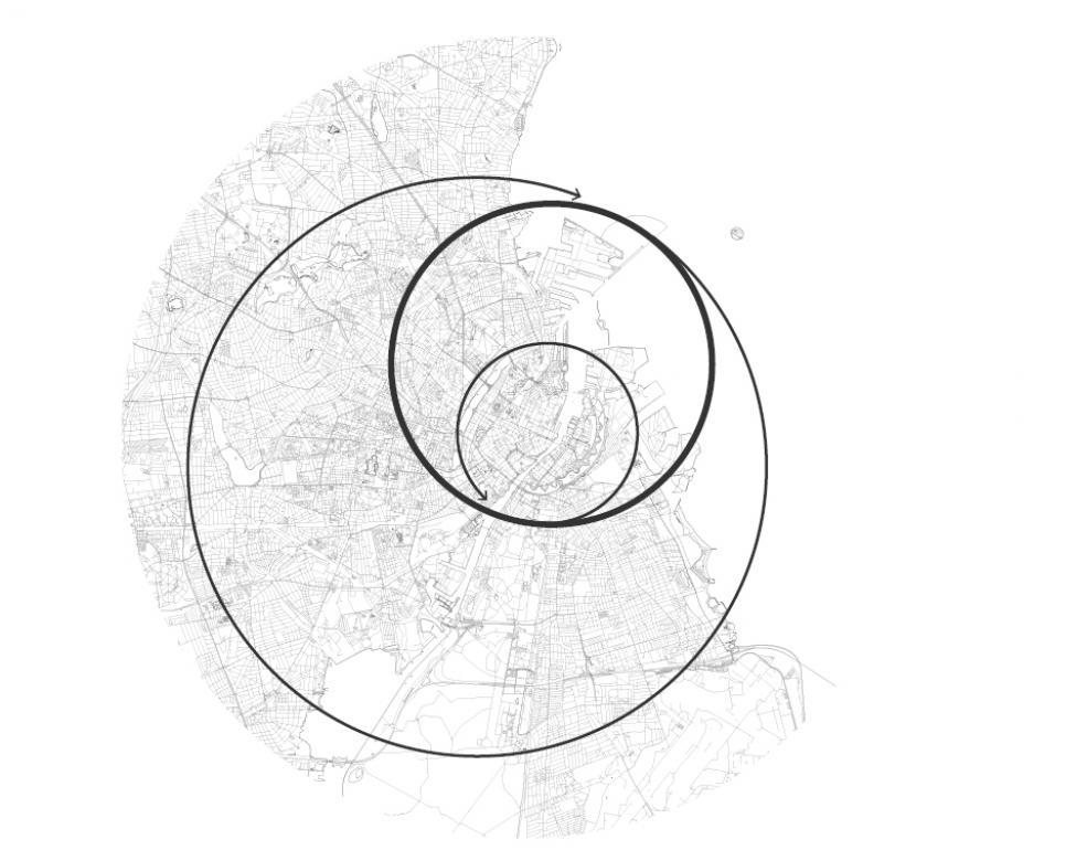 københavn ringstruktur