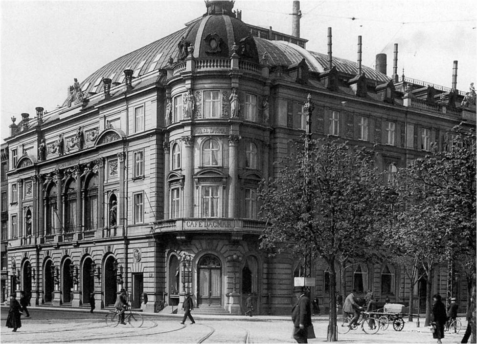 Dagmar Teatret Rådhuspladsen 1925