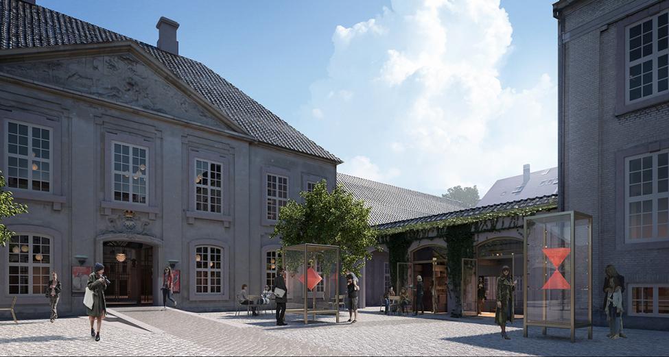 designmuseum danmark udendørs montre