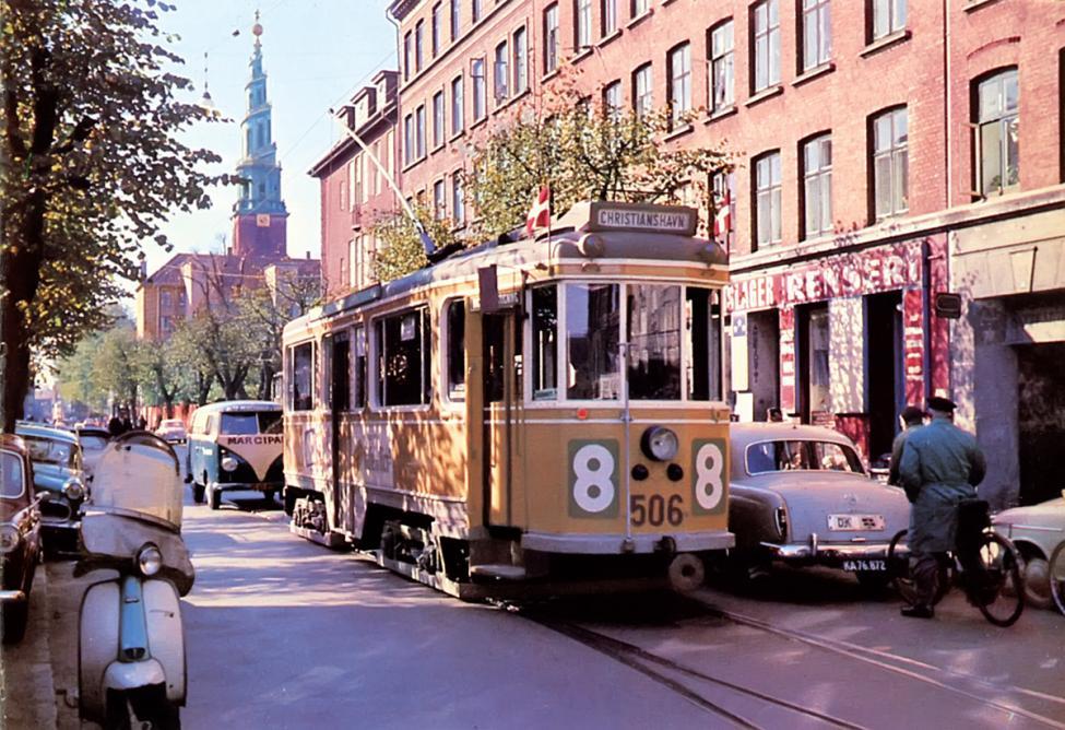 prinsessegade københavn sporvogn