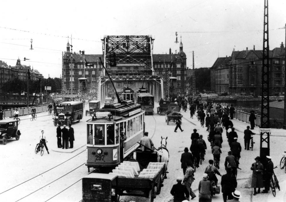 Sporvogn Langebro