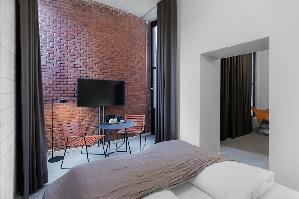 hotel ottilia indretning