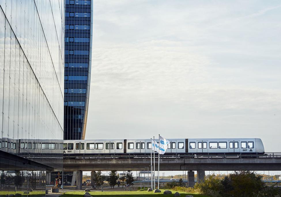 Metro ørestad
