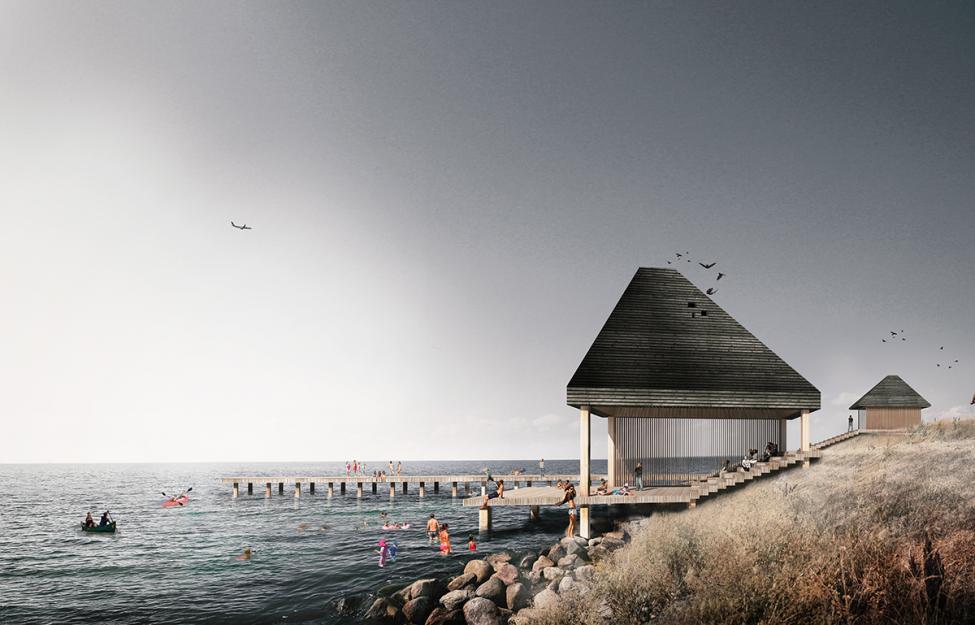 naturpark amager støttepunkt mellemste fugletårn