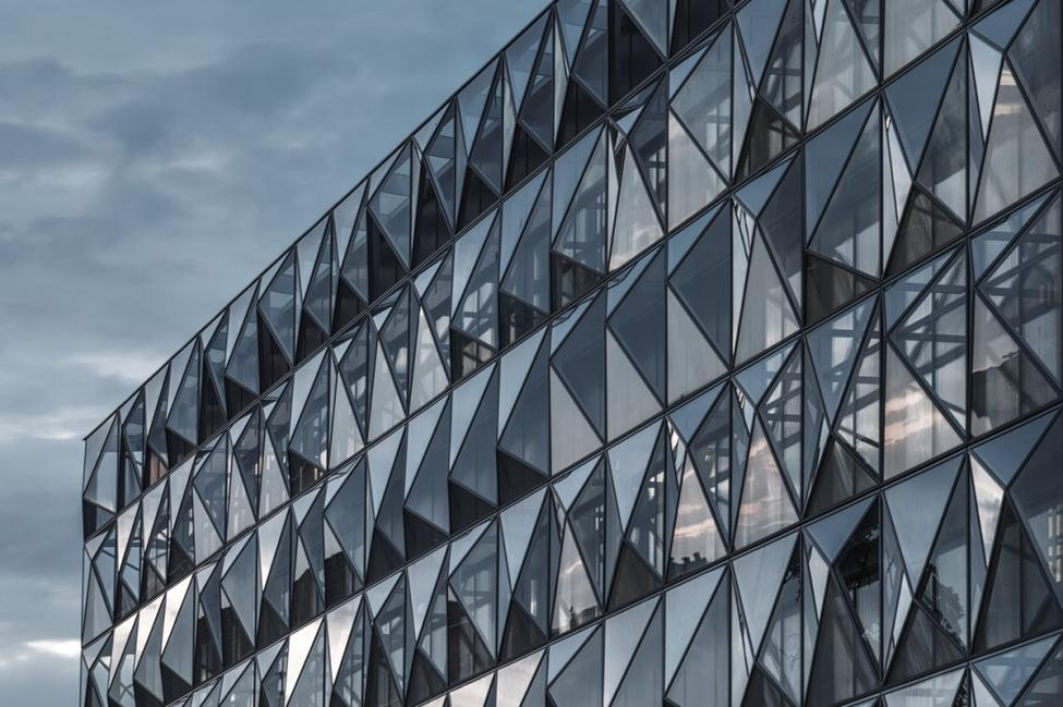 niels bohr bygningen facade