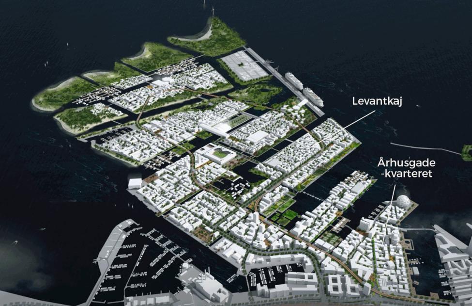 Strukturplan Nordhavn