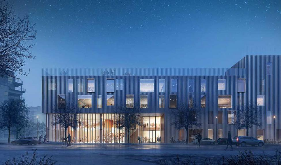 ny islands brygge skole drechselsgade