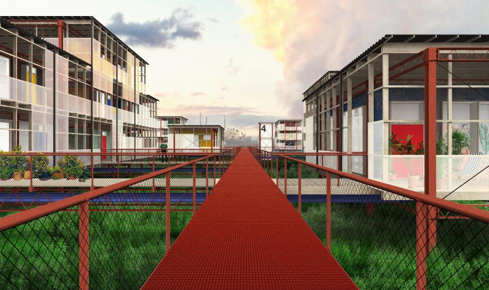 refshaleøen platformsby