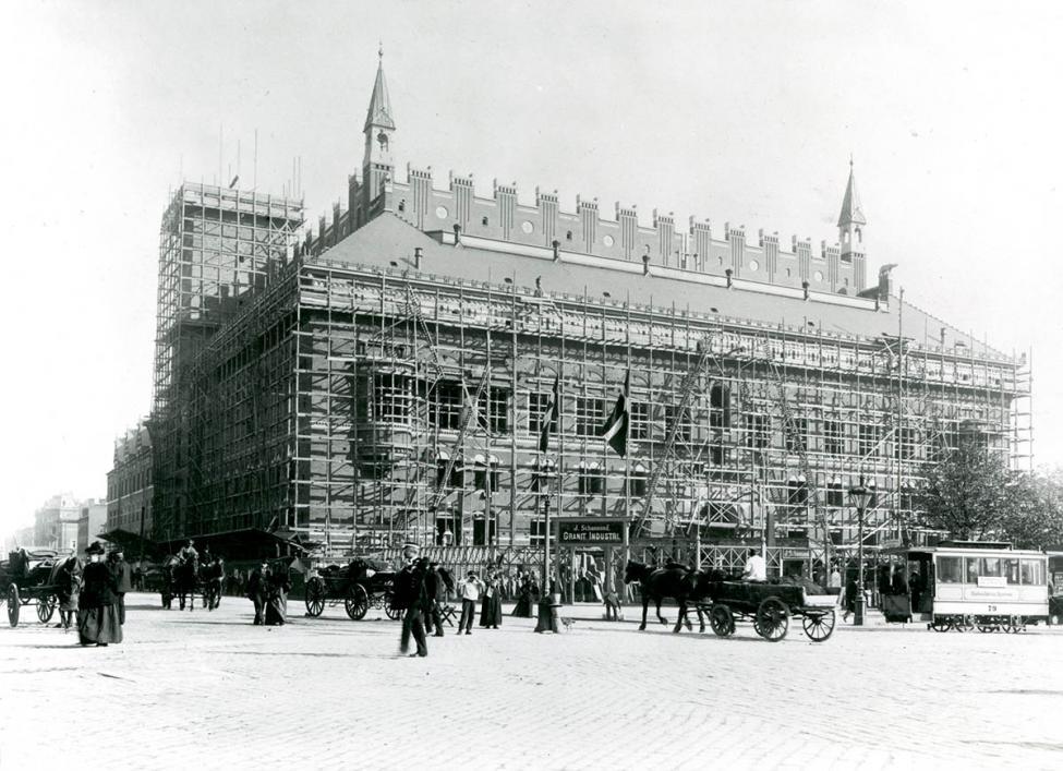 Københavns Rådhus 1897