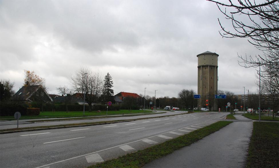 vandtårnet i tårnby i dag