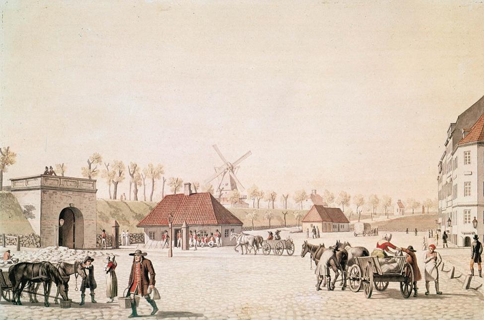 1809 Halmtorvet København