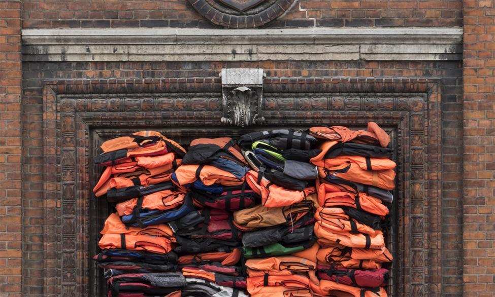 charlottenborg redningsveste