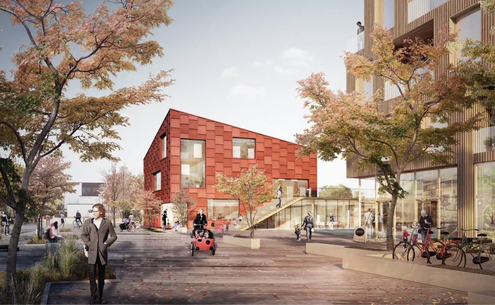 urmagerstien trejde natur jaja architects