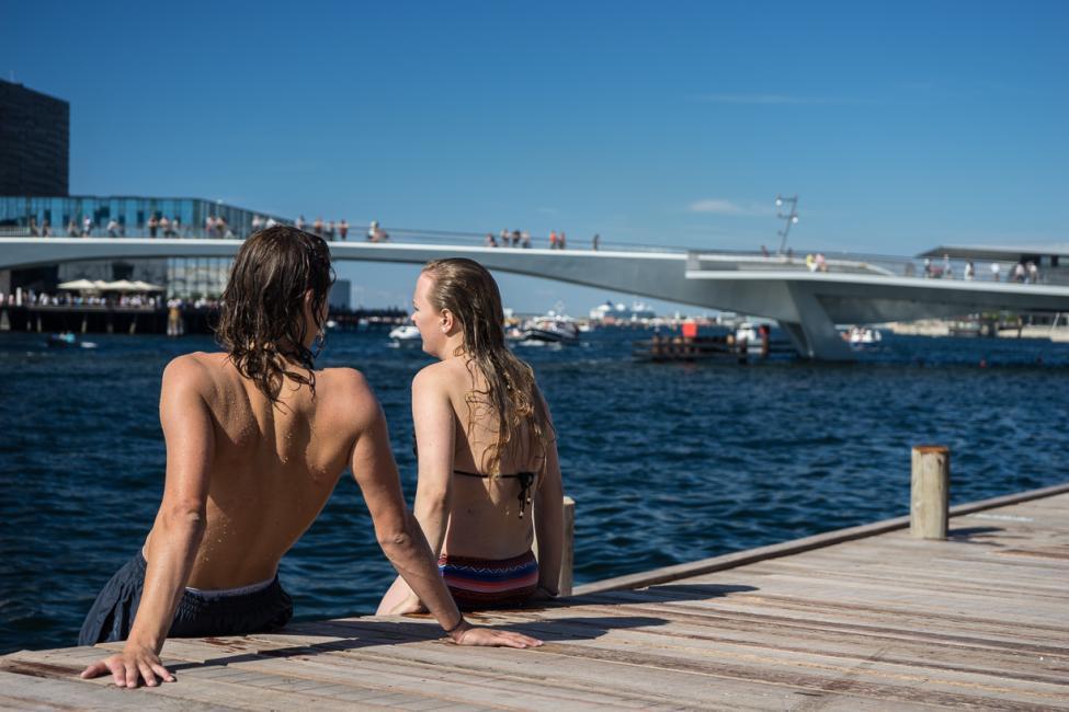 inderhavnsbroen fra krøyers plads