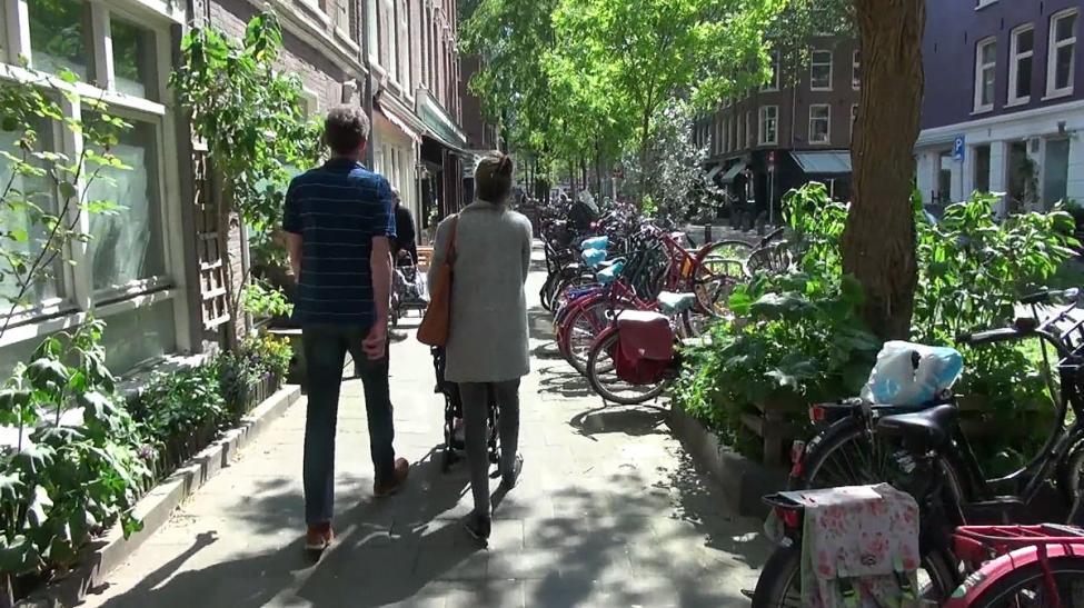 Amsterdam no parking