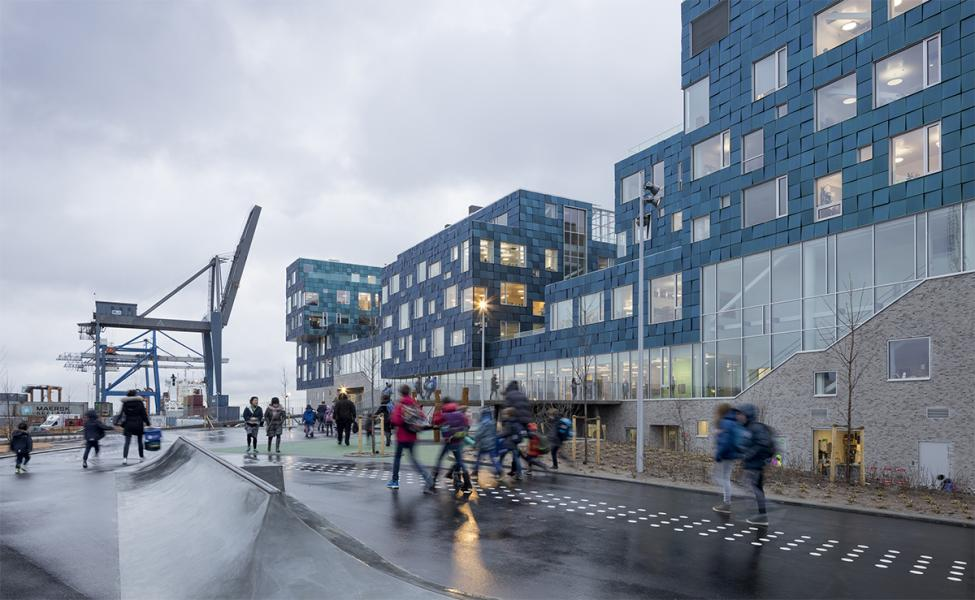 copenhagen international school c.f. møller levantkaj