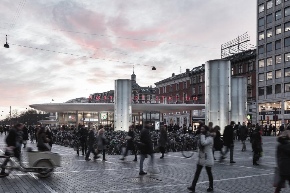 ny nørreport stationsplads