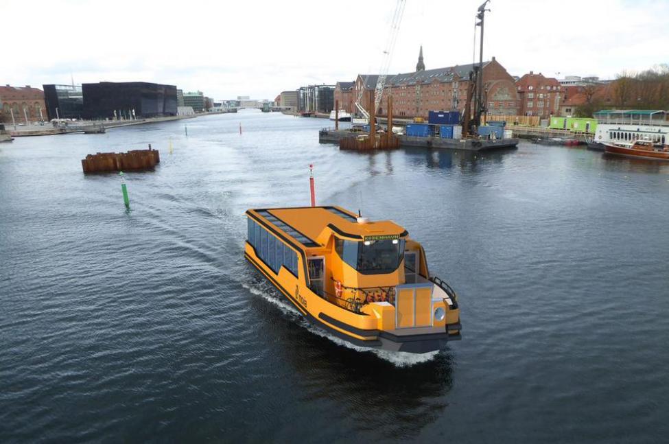 havnebus ny model