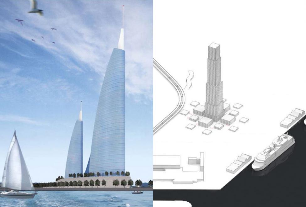 great northern og h.c. andersen adventure tower