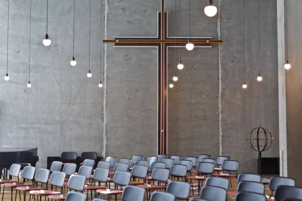 ørestad kirke kors