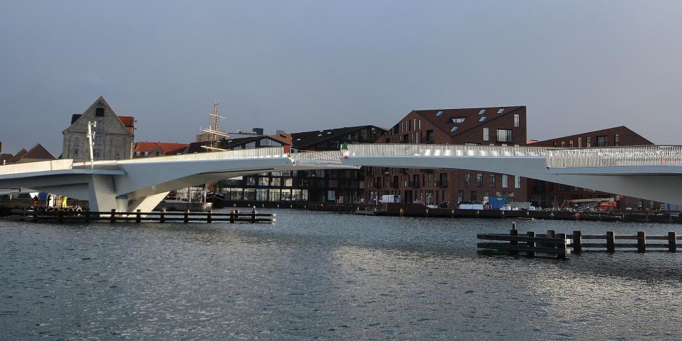 inderhavnsbroen februar 2016
