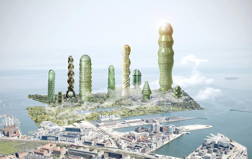 korch towers nordhavn