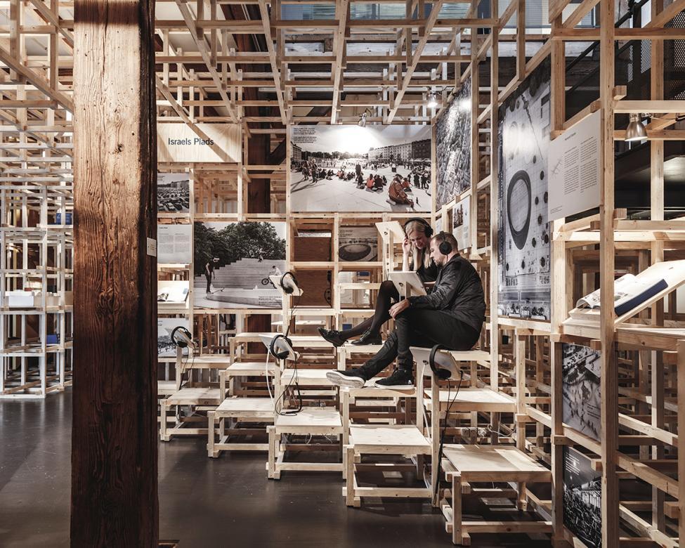 our urban living room dansk arkitekturcenter