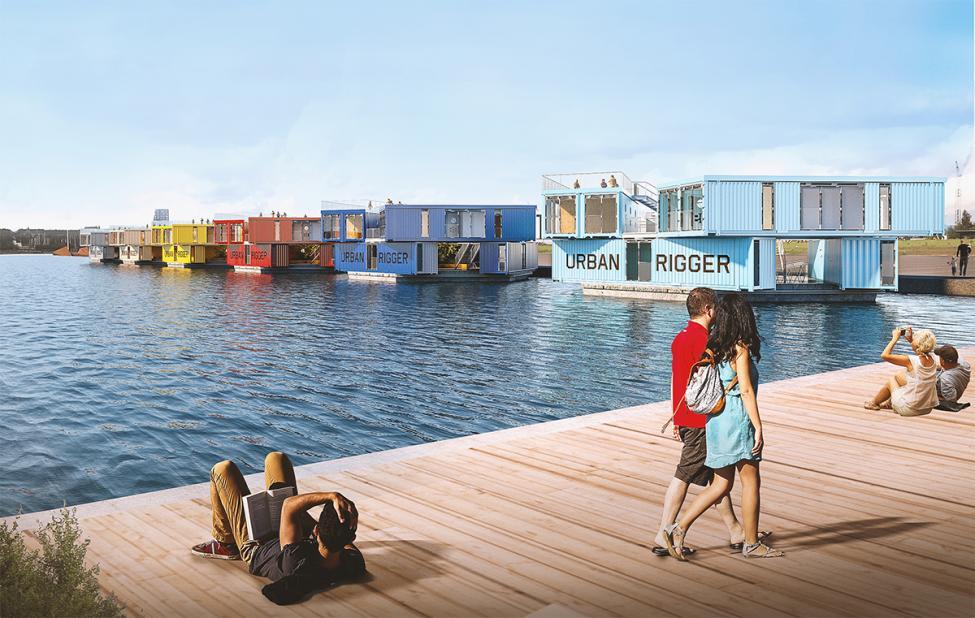 urban rigger refshaleøen