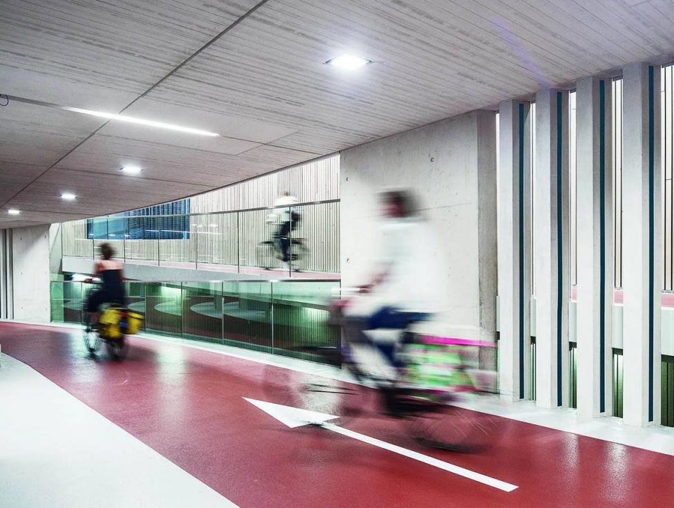 Utrecht P-hus cykler