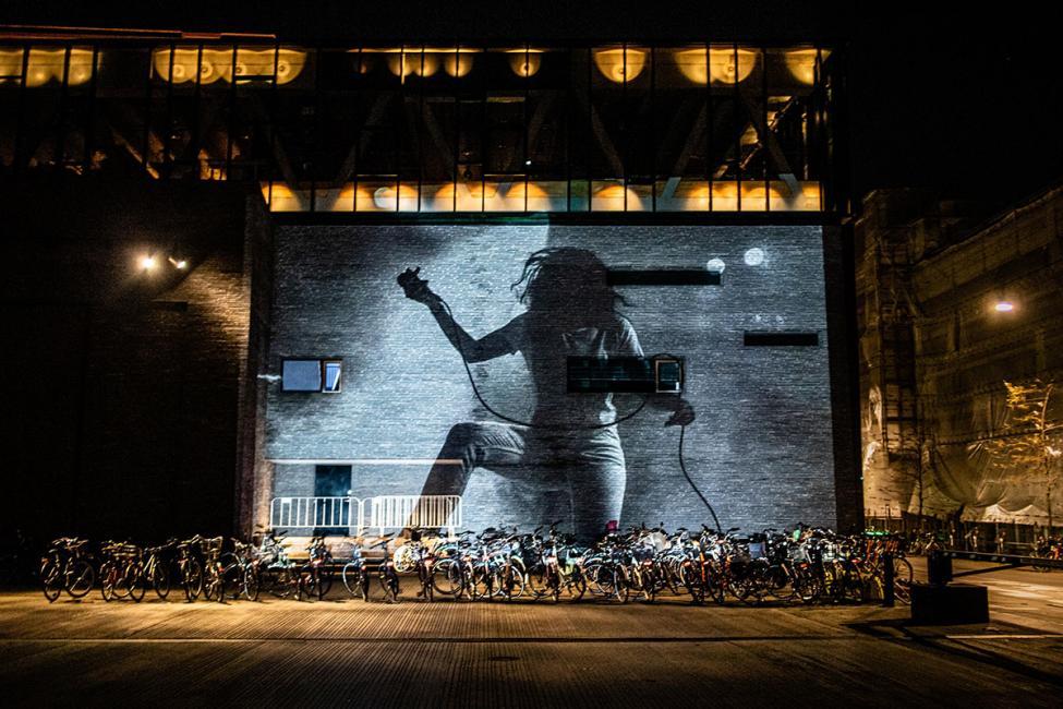 erling brodersens fotoprojekt music locked out besjarjelsen
