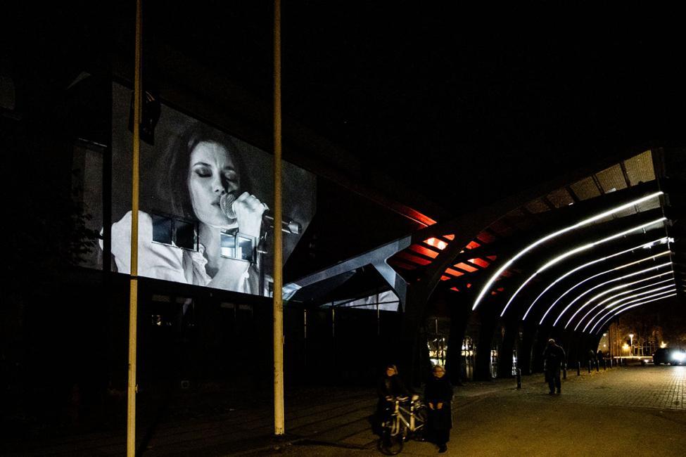 erling brodersens fotoprojekt music locked out pernille rosendahl